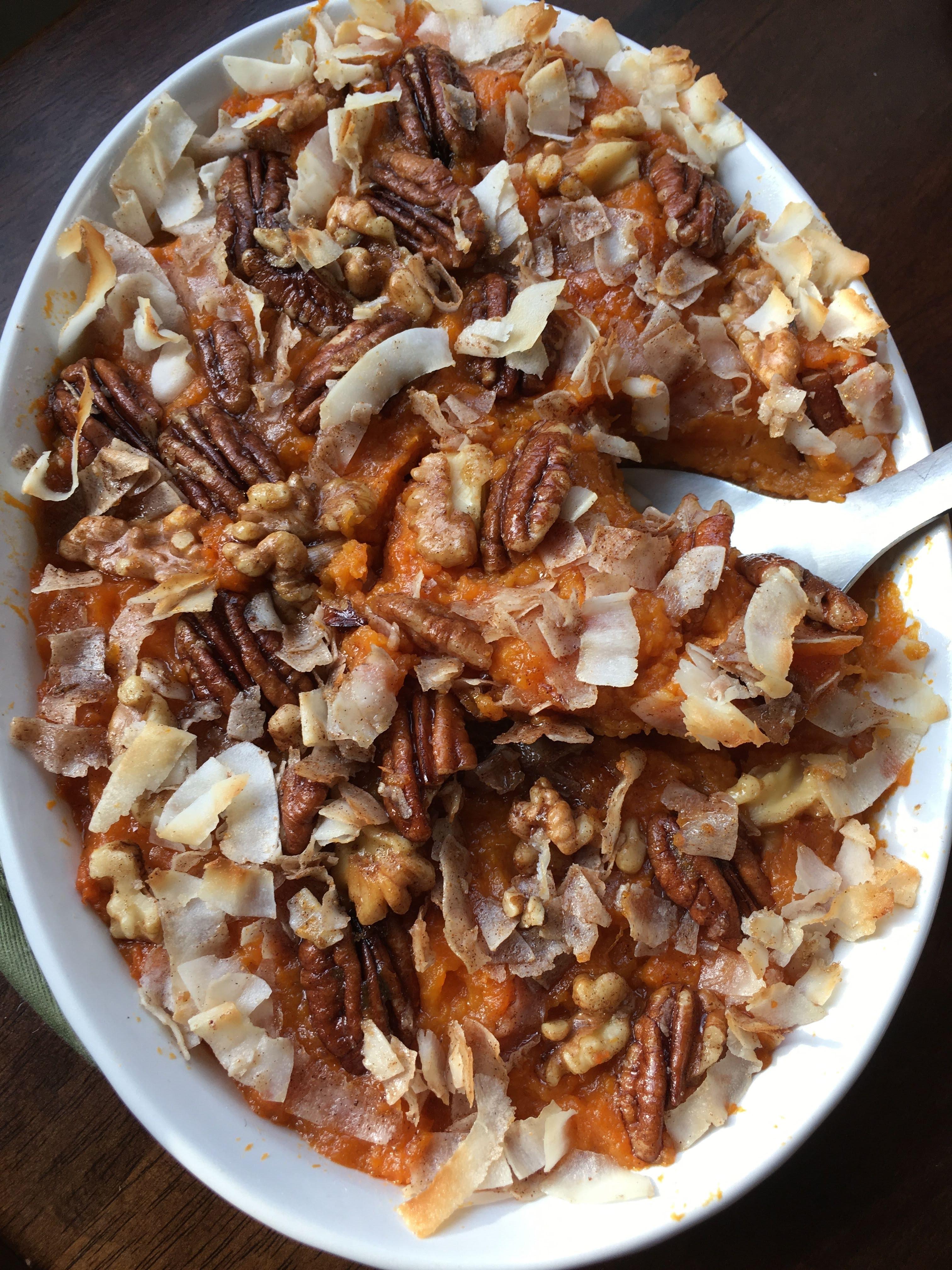 southern sweet potato bake casserole